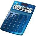 CASIO 卡西歐12位元計算機 JW-200TW-BU藍 商用會計多功能計算機