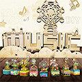 Robotime八音盒的狂響曲-雙向旋轉 DIY音樂盒/立體拼圖/益智/親子/模型