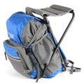 Rhino 犀牛 22公升椅子背包 (灰藍) G522 登山背包 折疊椅 旅遊背包