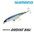 漁拓釣具 SHIMANO OCEA SARDINE BALL 140HS AR-C OT-141L 沉水式 鉛筆