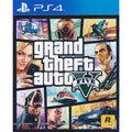 (現貨全新) PS4 GTA5 俠盜獵車手5 中英文亞版 (內含20萬GTA5遊戲幣)