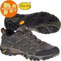 Merrell 男多功能登山戶外健行鞋 耐走登山鞋/黃金大底郊山鞋/健走慢跑鞋06015 Moab 2 Vent