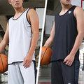 [ FEEL 9s ] NCAA 單層雙面穿 輕量 排汗 球衣+球褲 黑 白 單層 雙面穿 輕量球衣 C614303-800