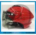 《福利社》GP5 GP-5 028 素色 紅色 雙層鏡片 半罩安全帽 內襯全可拆 輕便式