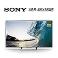 經典數位~SONY XBR-65X850E 4K HDR 65吋液晶電視(美規~兩年保固)台中以北含運及壁掛安裝