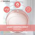 【福利品】 下殺39折!SANSUI 超人氣智慧掃地機器人 SW-R9(A)