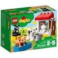 2018年新品 樂高 Duplo 得寶系列 LEGO 10870 農場動物