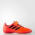 詹士 ADIDAS ACE 17.4 IN J H&L ACE系列 兒童 室內足球鞋 S77111