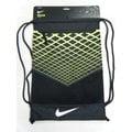 新莊新太陽 NIKE VAPOR BA5476-010 健身袋 背包 手套袋 鞋袋 束口袋 黑螢光綠 特520
