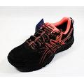 ASICS 女 GEL-SONAMA 防水GORE-TEX輕量 越野 慢跑鞋 T777N-9006 黑粉
