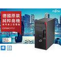 【德國原裝 極致純粹】Fujitsu 富士通 P757-DT521-65 商務桌上型電腦 (i5-6500/8G/1T/DVD/Win10)
