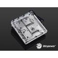 Bitspower Mono Block GAZ370G7 RGB-Nickel (預定款) (Z370 AORUS Gaming 7 專用)