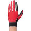 「野球魂」--日本「MIZUNO」【Global Elite】等級守備用手套(1EJED11062,黑×紅色)左手用