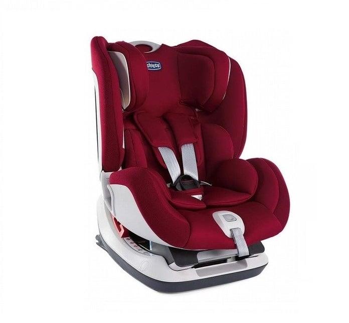 奇哥 Joie Spin360 isofix 0-4歲全方位汽座(紅色) 9890元【來電另有優惠】