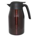 THERMOS 膳魔師不銹鋼真空保溫壺 1500ml(1.5L) (THS-1500-CBW 咖啡色)
