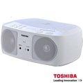 TOSHIBA 東芝 USB手提式音響 白 TY-CRU12TW-W
