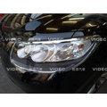 大台北汽車精品 HYUNDAI 現代 SANTA FE 大燈框 ABS 電鍍 IX35 納智捷SUV 台北威德