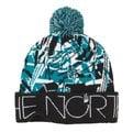 The North Face【美國】童編織保暖帽/冬季登山健行/雪地保暖 CWV5JK3