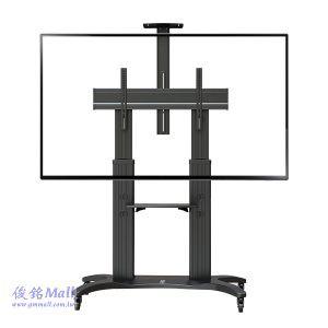【俊銘Mall】NB AVF1800-70-1P 可移動式液晶電視立架,適用55~80電視架,承重56.7公斤(歡迎來電洽詢優惠-可批發/零售)