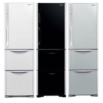 假日促銷3天【HITACHI日立】 325公升變頻三門電冰箱 RG36WS