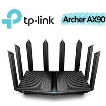 TP-Link Archer AX90 AX6600 wifi 雙頻無線網路分享路由器