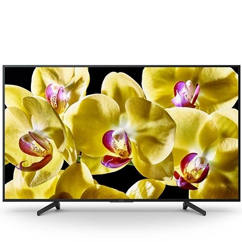 第二件94折+12期0利率★SONY 索尼【KD-65X8000G】65型 4K HDR智慧連網液晶電視