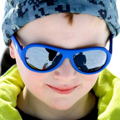 美國BABIATORS 嬰幼兒太陽眼鏡-酷炫藍