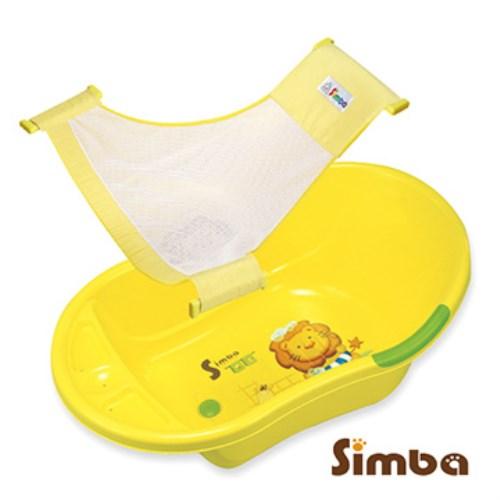 小獅王辛巴 嬰兒安全沐浴組