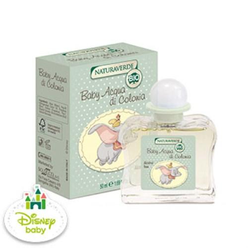 【Naturaverde BIO 自然之綠】小飛象無酒精舒敏嬰兒香水(50ml)