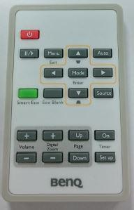 BenQ 原廠電視 投影機 遙控器