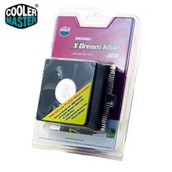Cooler Master 酷碼 K641 AMD CPU 散熱風扇