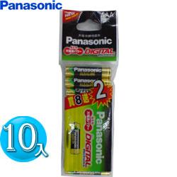 Panasonic 國際牌 鹼性 4號 AAA電池 10入