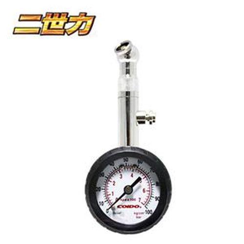 二世力 輪胎道路版胎壓計