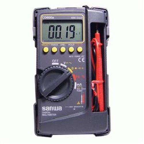 SANWA 日製數字電錶 CD-800a