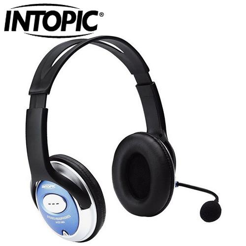 INTOPIC 廣鼎 JAZZ-369 頭戴耳罩式耳機