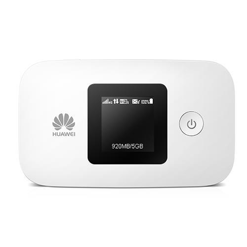 華為4G行動網路分享器(LCD顯示)E5377Bs-605