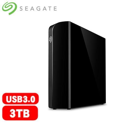 Seagate Backup Plus 3.5吋 3TB USB3.0 外接硬碟