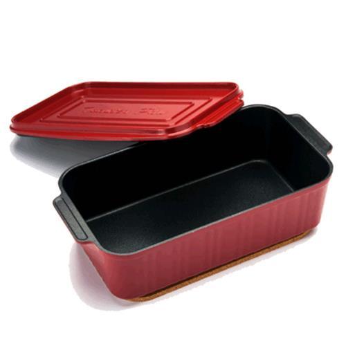 Arnest 一人份便利料理鍋(紅) 76000