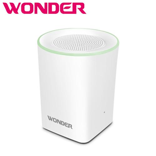 Wonder 旺德 WS-T017U 藍牙隨身音響 白