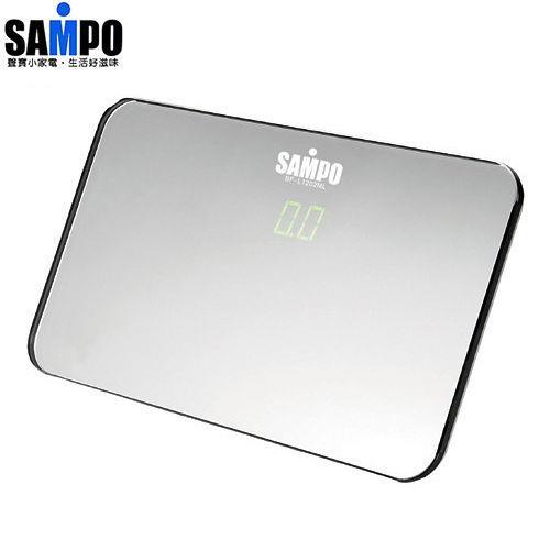 聲寶SAMPO鏡面體重計 BF-L1202ML