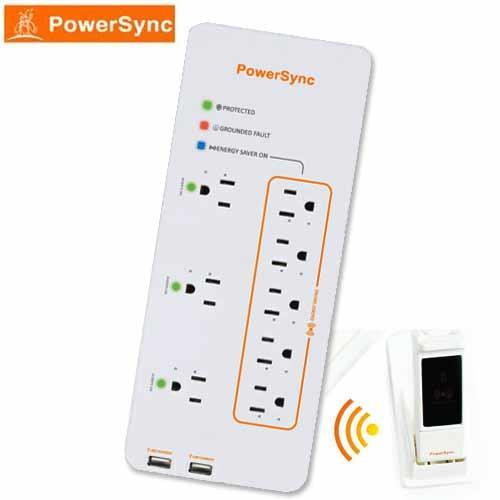 PowerSync群加 2埠USB遙控延長線PWS-CURFX1818 1.8M
