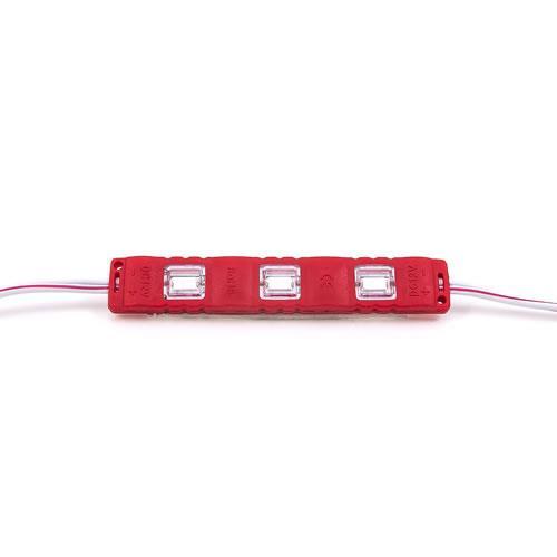 5630 LED 3燈長形模組(紅光) 50-55lm