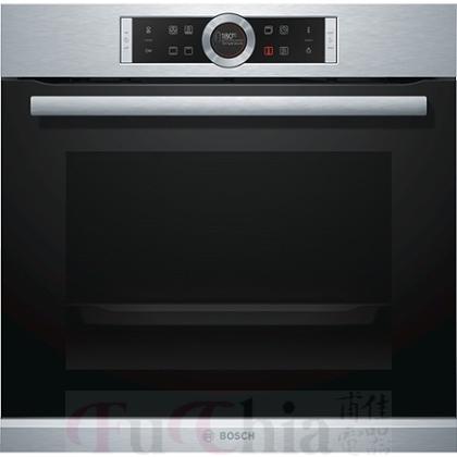 【甫佳電器】-【BOSCH】60公分嵌入式烤箱 HBG634BS1
