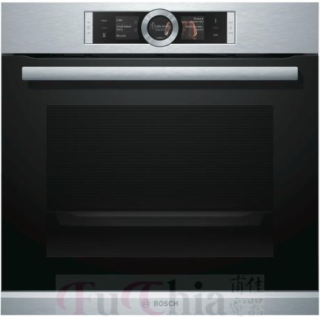 【甫佳電器】-【BOSCH】60公分嵌入式烤箱 HBG656BS1
