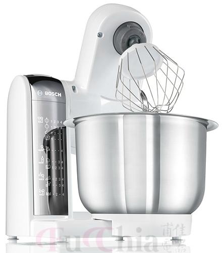 【甫佳電器】-【BOSCH】萬用廚師機 攪拌機 MUM4415TW