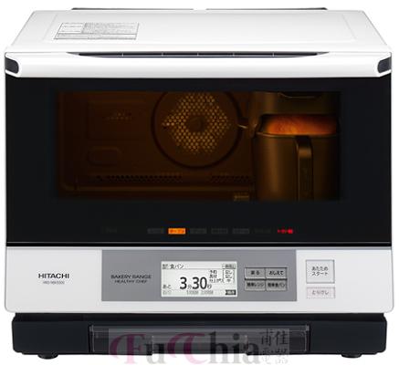 【甫佳電器】- 【日立】33L過熱水蒸氣烘烤微波爐 MRO-NBK5000T (珍珠白) 日本原裝