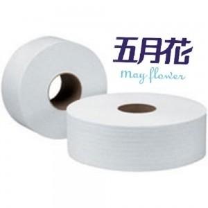 五月花大捲筒衛生紙500g (12捲/箱)