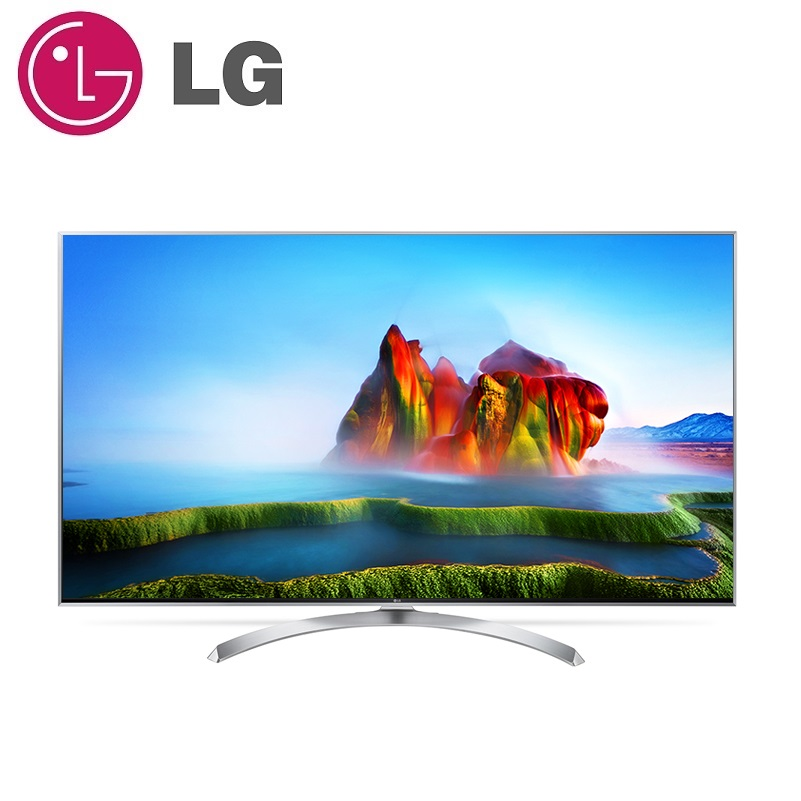 LG 樂金 55型 55SJ800T Nano Cell™ SUPER UHD 4K 電視