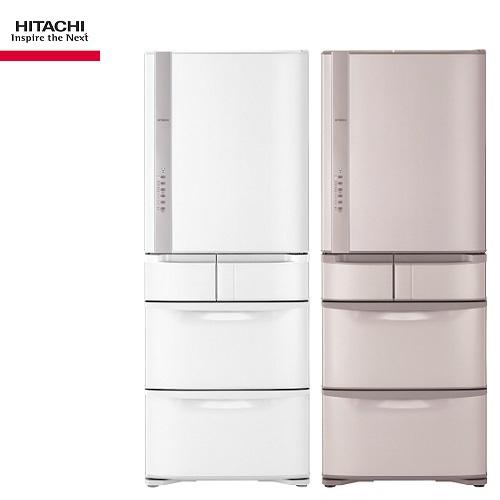 (請來電洽詢最優惠現金價) HITACHI日立冰箱 RS57GJ 五門 557公升 日本原裝【優惠價格6/20-7/20】