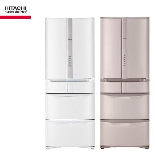 (請來電洽詢最優惠現金價) HITACHI日立冰箱 RSF48GJ 六門 475公升 日本原裝【優惠價格6/20-7/20】